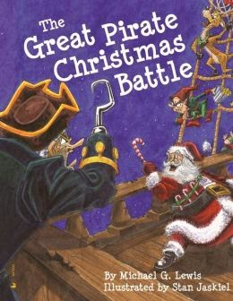 The Great Pirate Christmas Battle  cover