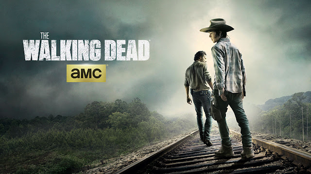 The Walking Dead on @Netflix #streamteam