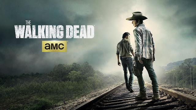 The Walking Dead on @Netflix #streamteam