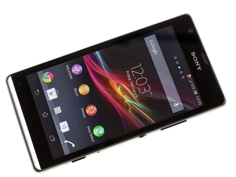 Spesifikasi dan Harga Sony Xperia SP