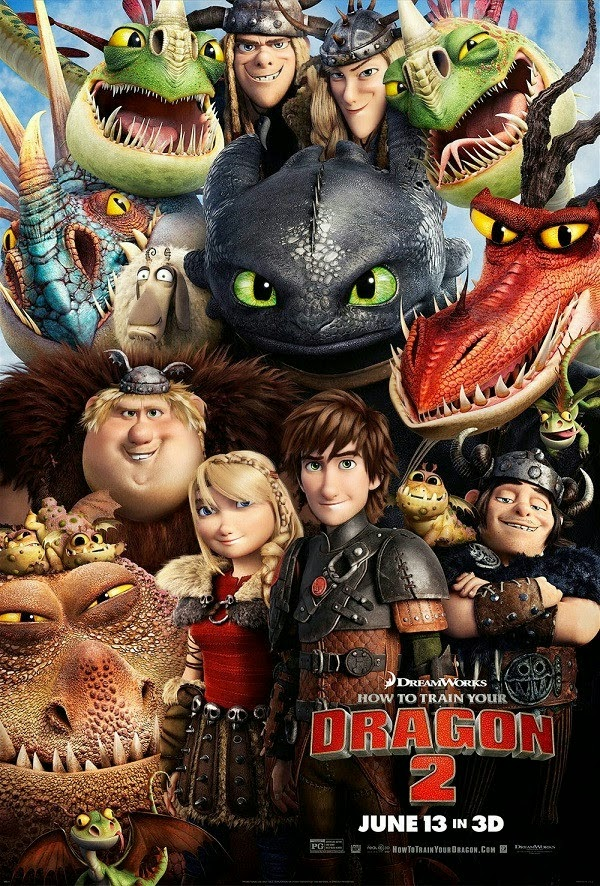 How To Train Your Dragon  2010 Μεταγλωτισμένο tainies online oipeirates