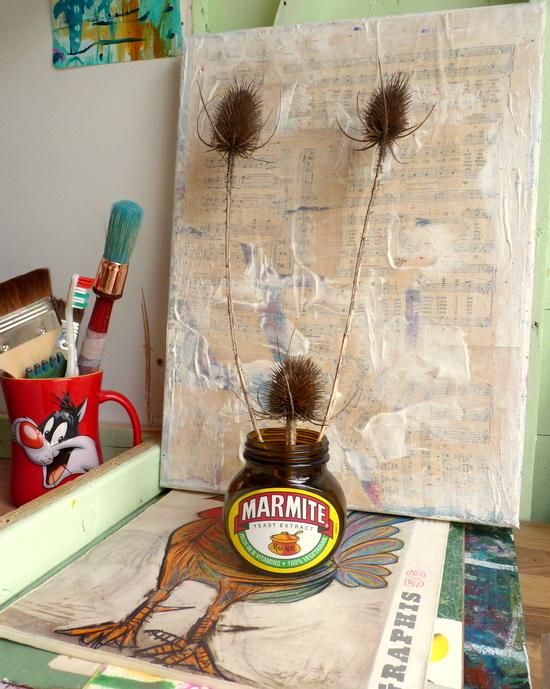 Whoopidooings: Carmen Wing - Marmite Jar