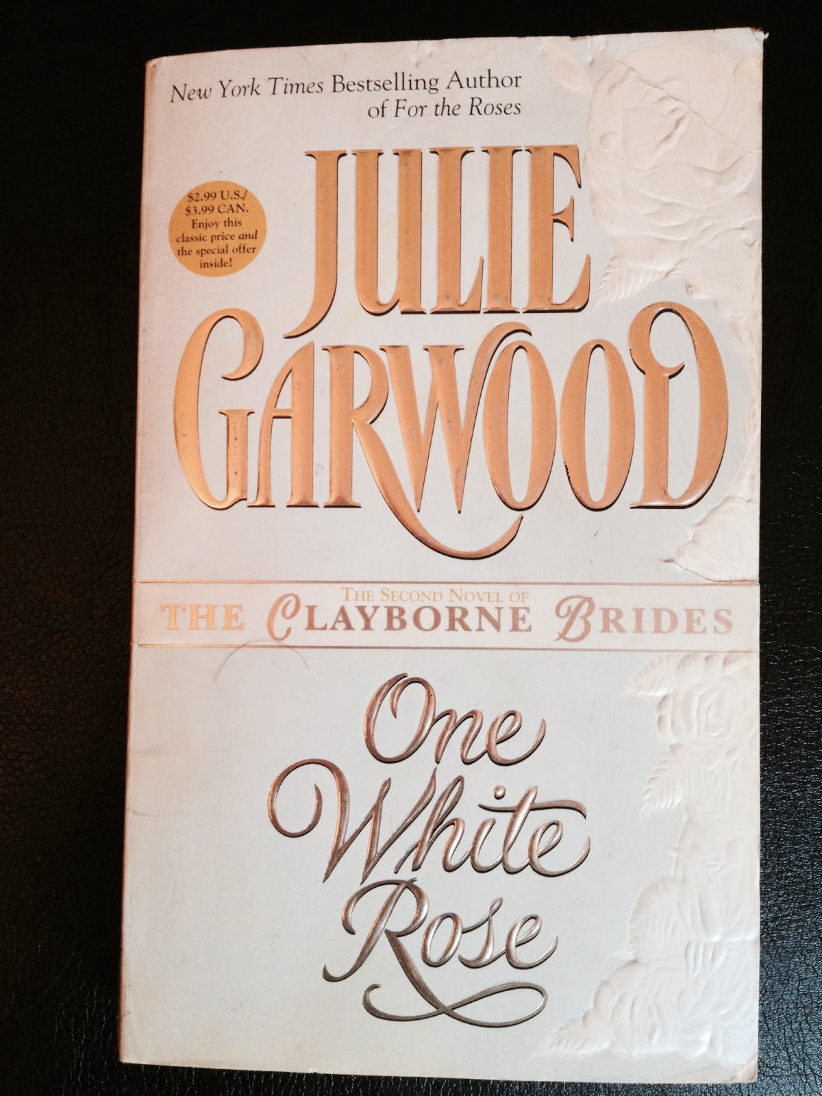 books clayborne brides julie garwood