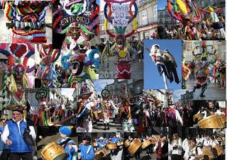 Carnavales ancestrales de Galicia