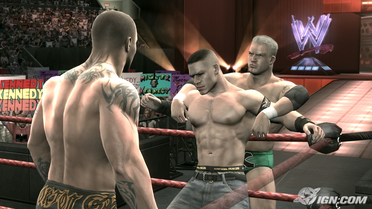 wwe smackdown free games download