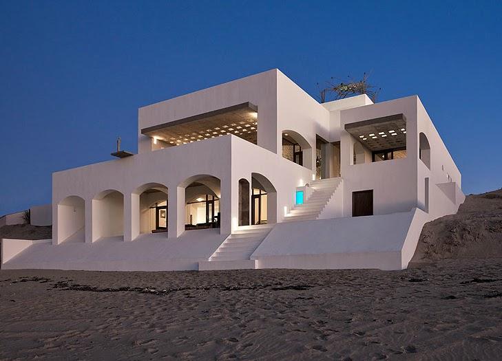 neocribs modern mexican house design casa del nido