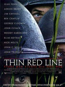 Poster de La delgada línea roja
