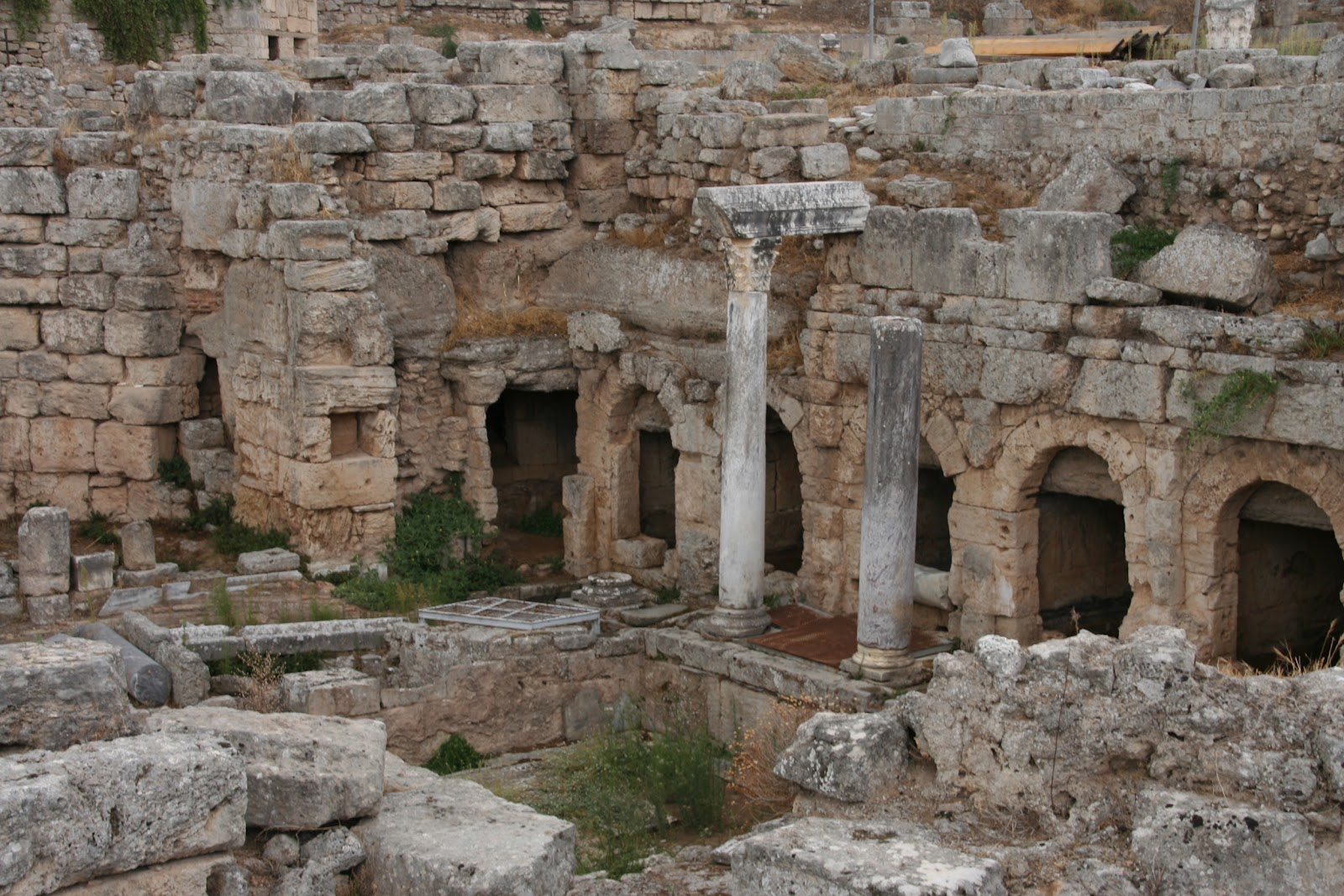 A Visit to Ancient Corinth  Greece Get-A-Way