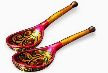 ロシアのロージキ Russian Instruments