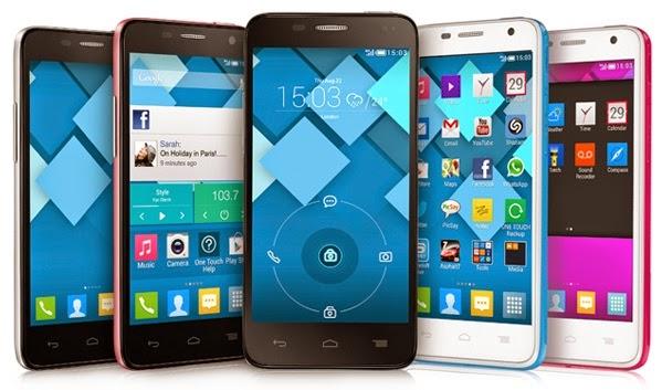 Gambar Alcatel One Touch Idol Mini