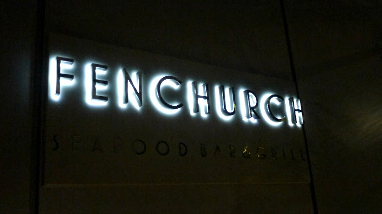 Fenchurch Seafood and Grill
