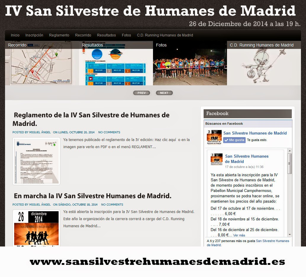 www.sansilvestrehumanesdemadrid.es