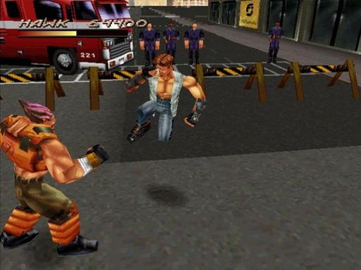 GAME PETUALANGAN MULTIPLAYER / DUA ORANG FIGHTING FORCE PC