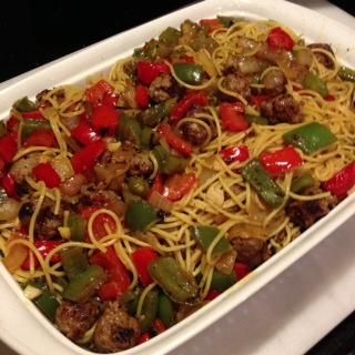 Christmas Pasta Recipe