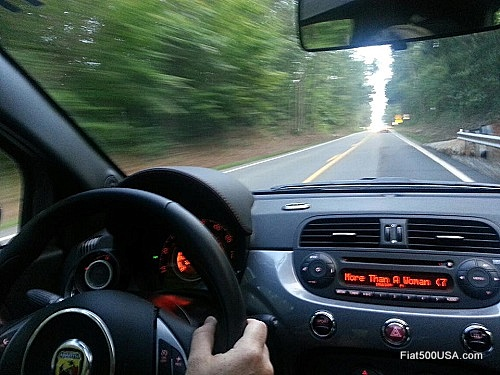 On the Road to the Fiat FreakOut
