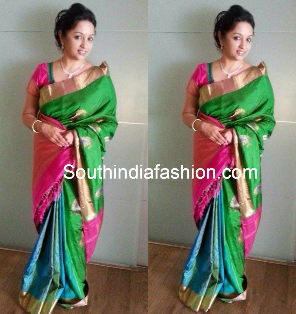 trisha mother