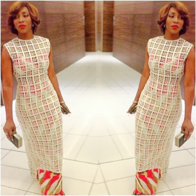 Africa Magic Viewers' Choice Awards, 'AMVCA' 2014,Genevieve Nnaji