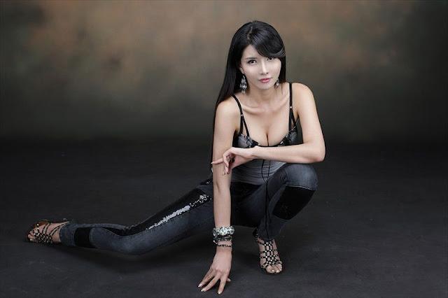 Sexy Model Cha Sun Hwa