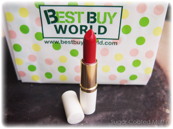 Estee Lauder Pure Color Long Lasting Lipstick #26 Nectarine Shimmer