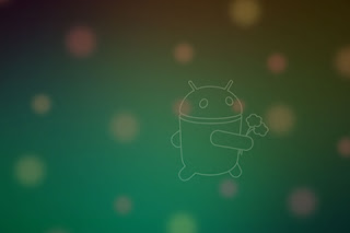 HD Android doll love theme wallpaper