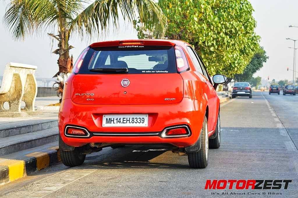 Fiat Punto Evo Sport 90HP diesel