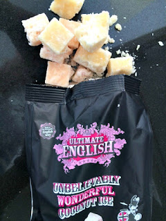 Ultimate English Unbelievably Wonderful Coconut Ice