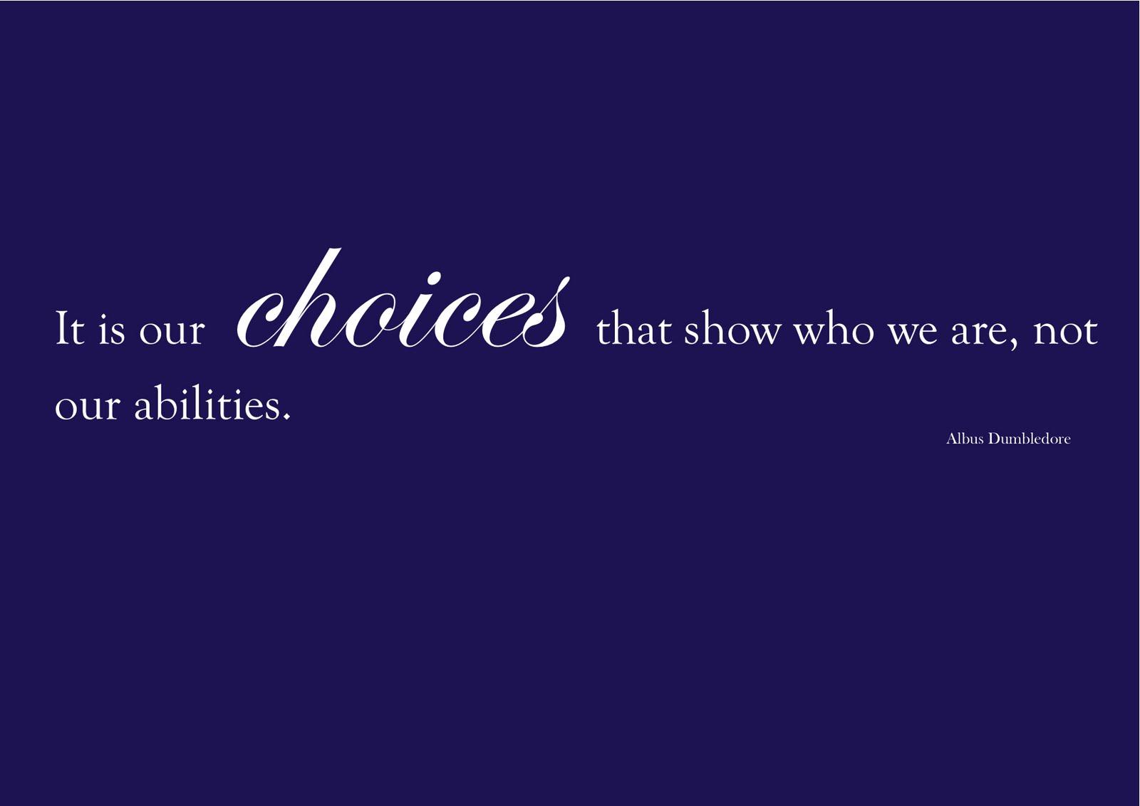 Good Wallpaper Harry Potter Purple - Choices+-+Dumbledore  You Should Have_234865.jpg