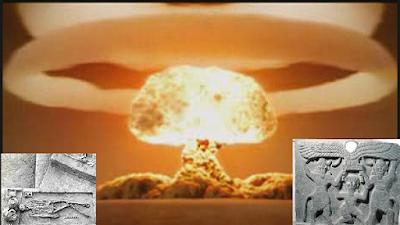 Στην αρχαιότητα υπήρξε πυρηνικός πόλεμος , που καμια σουπιά αρχαιολόγος δεν αναφέρει! - Συνταρακτικά ευρήματα σε διάφορες περιοχές της Γης