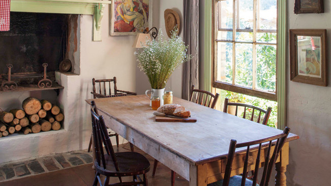 Shabby country life tavernetta before - Cucine stile toscano ...