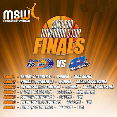 Watch PBA Governors' Cup 2013 between Petron Blaze Boosters vs San ...
