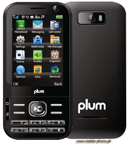 Plum Tingle - Phone Specification