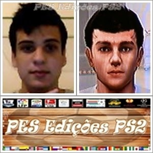 Face do Seguidor: Thales Correia PES PS2