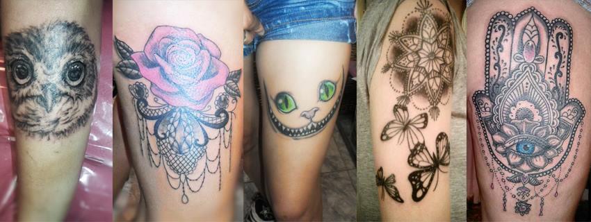 La Viudita Tatuadora
