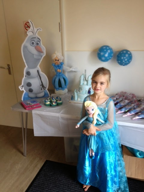 First two then blue birthday ideas for a 7 year old for Birthday party crafts for 7 year olds