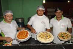 PIZZA DE TODOS OS SABORES