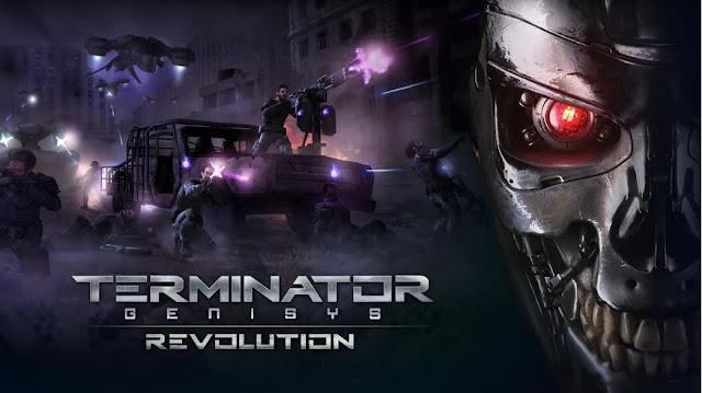 Terminator Genisys: Revolution v1.0.2 APK Mod