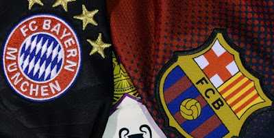 Bayern Munchen vs Barcelona live streaming