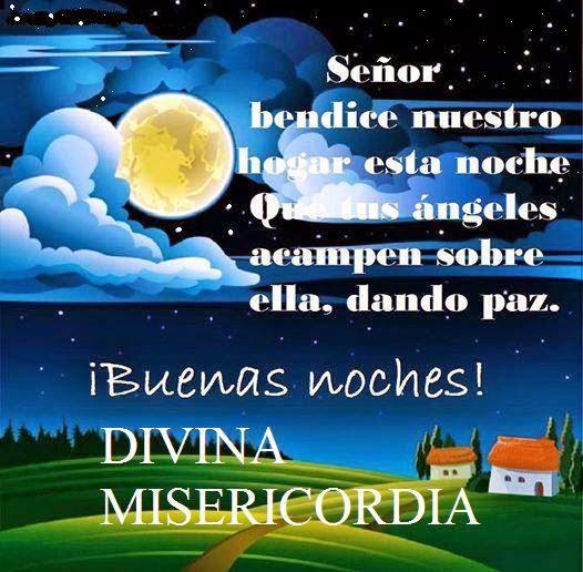 Imagenes Con Frases De Bueas Noches Con Dios