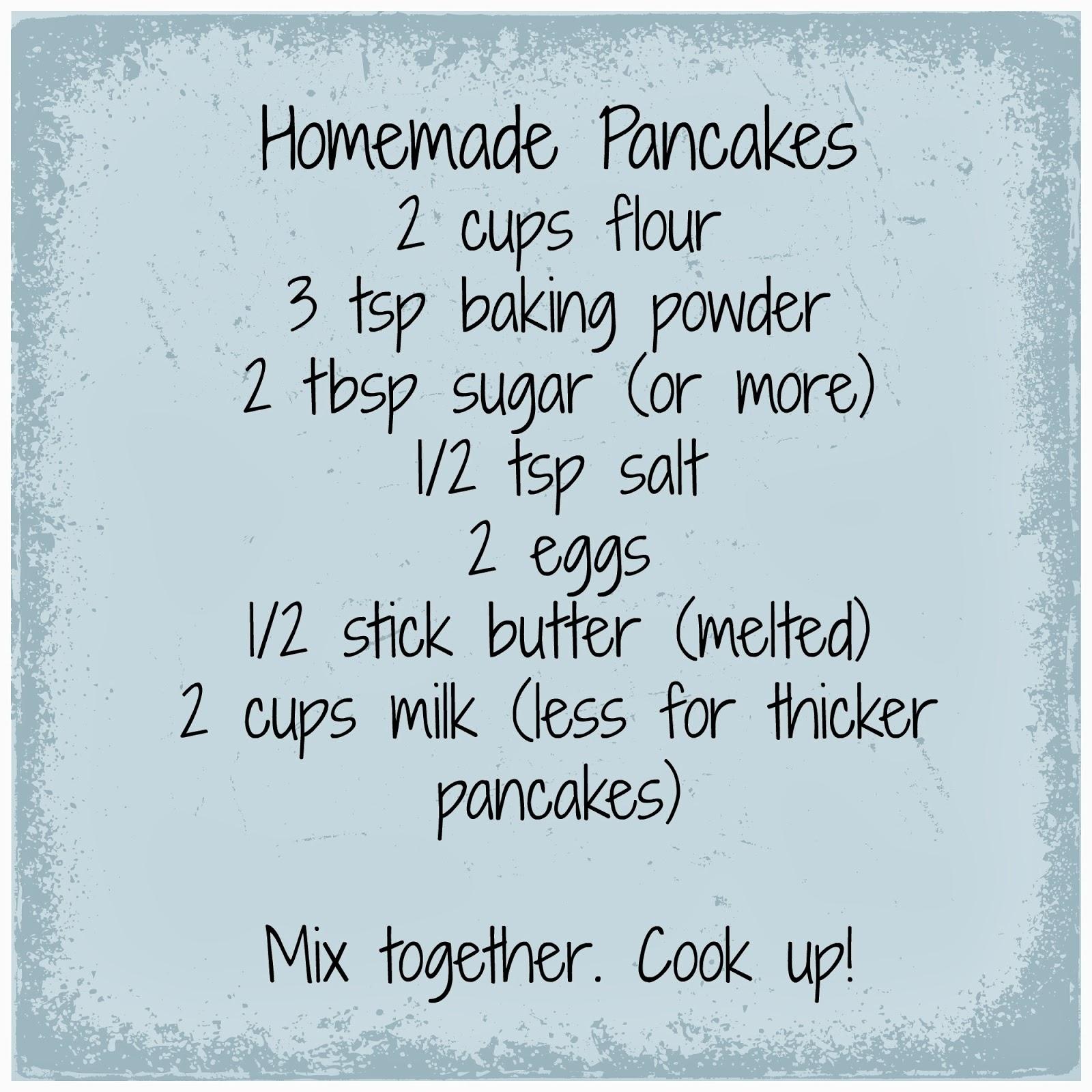 Family Pancake Breakfa...