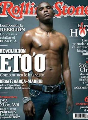Samuel Eto'o Body