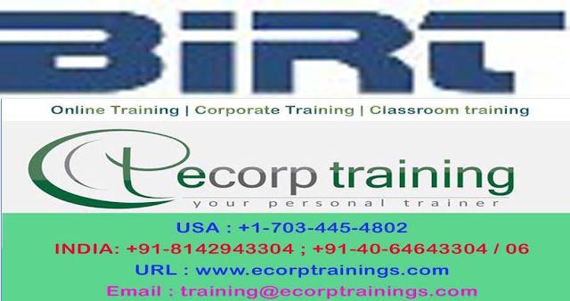 birt online training in hyderabad