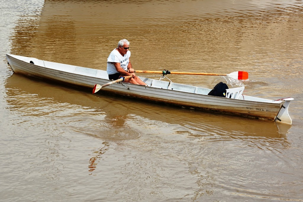 Puerto Madero Buenos Aires rowing