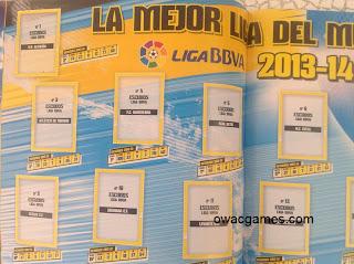 Liga Este 2013-14 Páginas Escudos Primera División