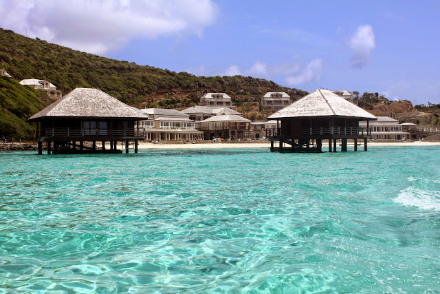 (Peculiar Artistry) Raffles Resort at Canouan Island, St. Vincent and the Grenadines