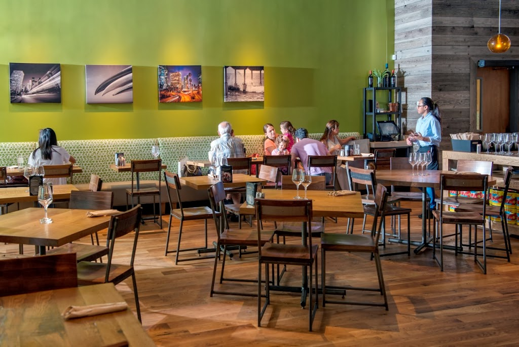 The San Jose Blog California Pizza Kitchen Completes A Total Makeover At Valley Fair