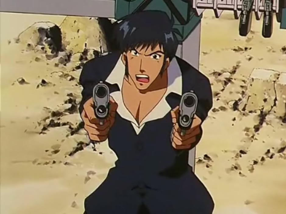hellsing trigun: