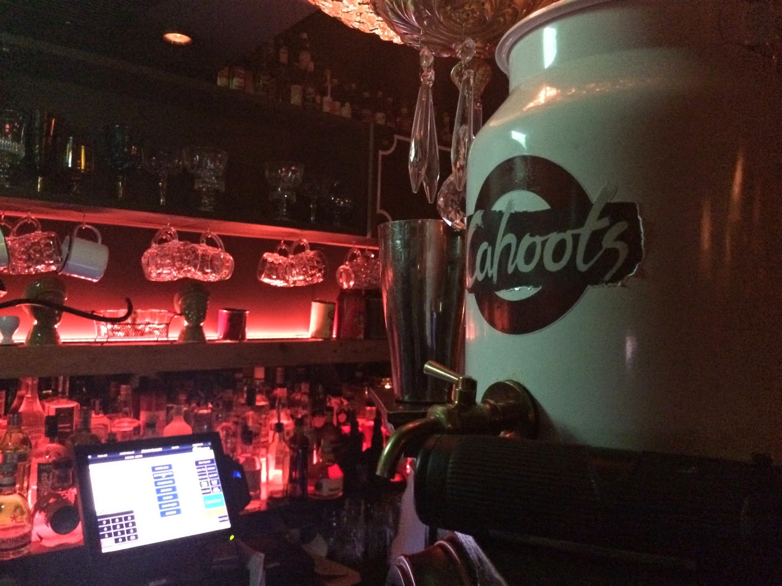 Cahoots - Secret Underground bar