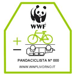 I pandaciclisti del wwf