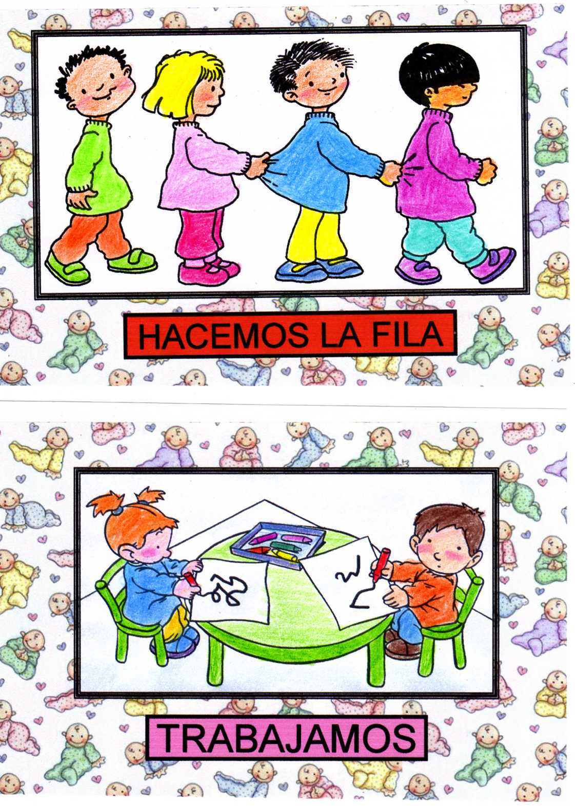 Actividades y ejercicios para infantil y primaria las for Actividades para el salon de clases de primaria