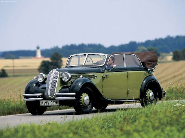 BMW 326 Cabriolet (1936)